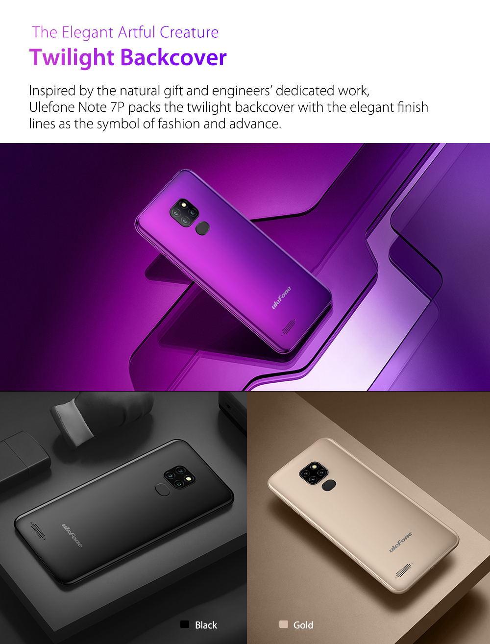 ulefone note 7p smartphone online