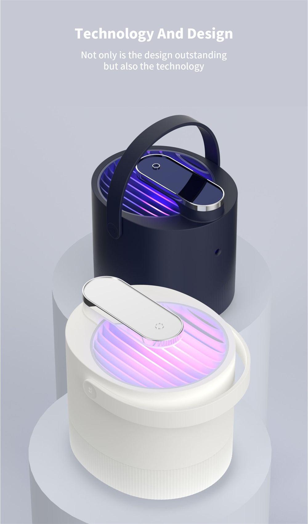 new xiaomi vh-328 mosquito killer lamp