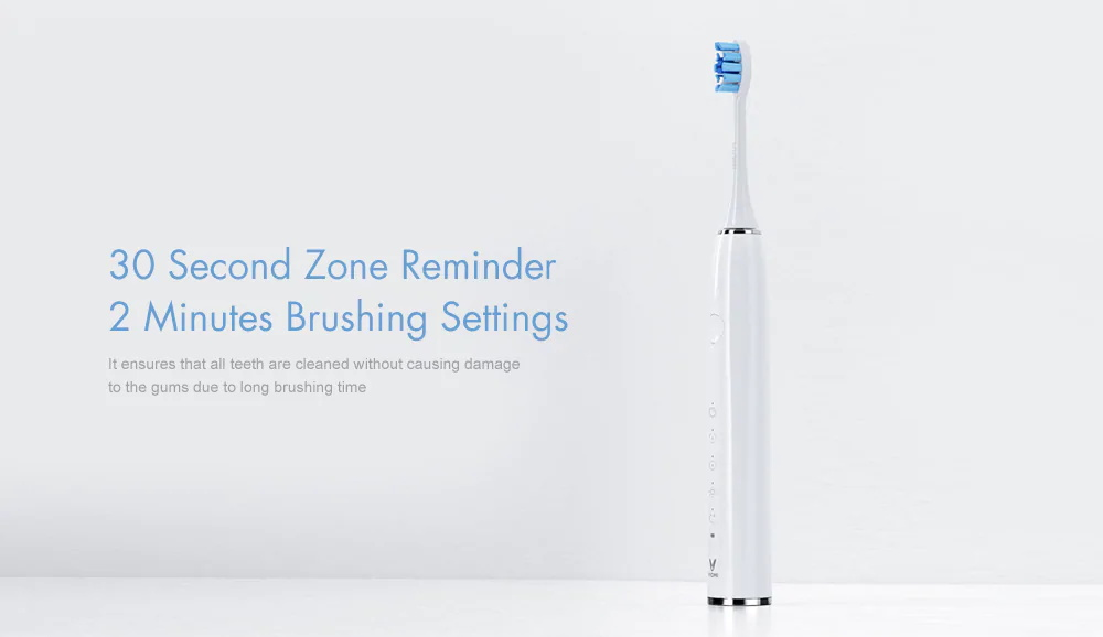 new xiaomi viomi vxys01 electric toothbrush