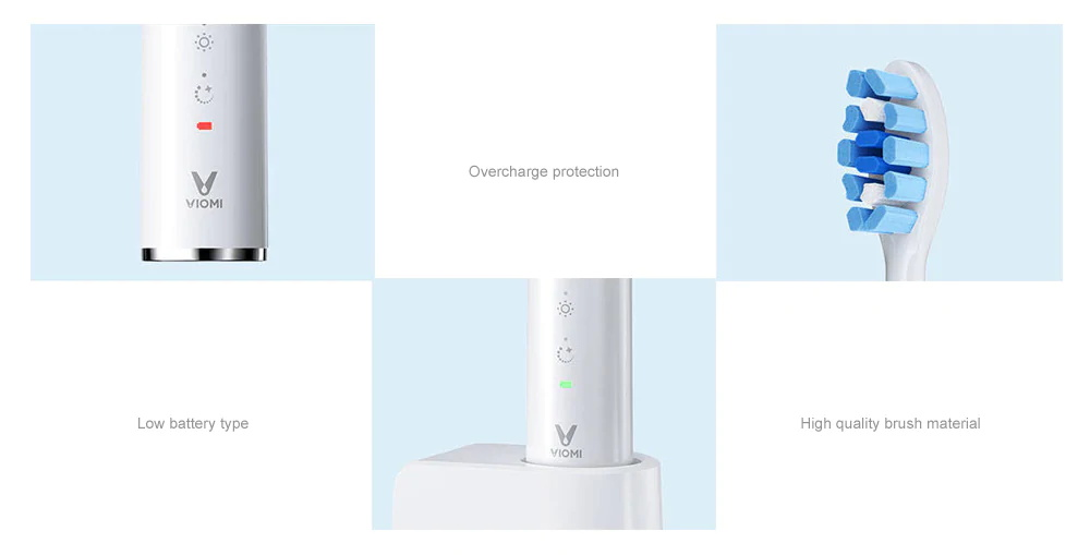 2019 xiaomi viomi vxys01 electric toothbrush