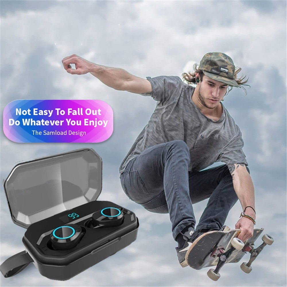 x6 pro tws bluetooth earphones