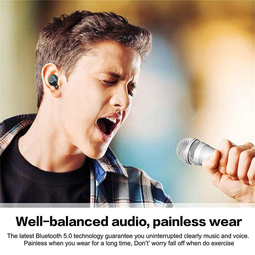 new x6 pro tws earphones