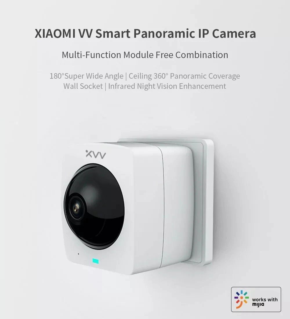 [Image: XiaoVV-Smart-Panoramic-IP-Camera-1.JPG]