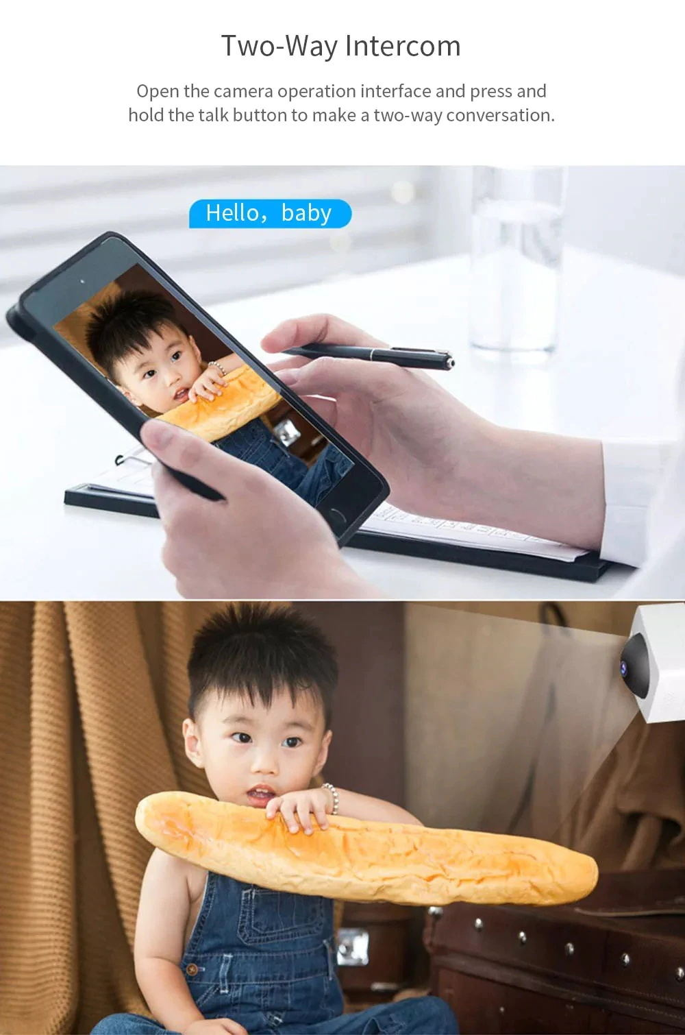 buy xiaomi xiaovv xvv-1120s-a1 smart ip camera