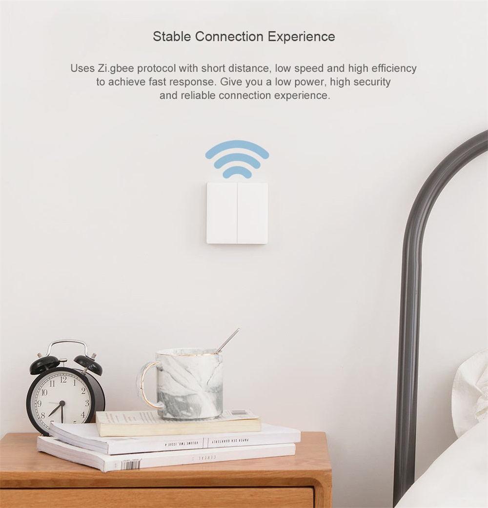 aqara smart control switch