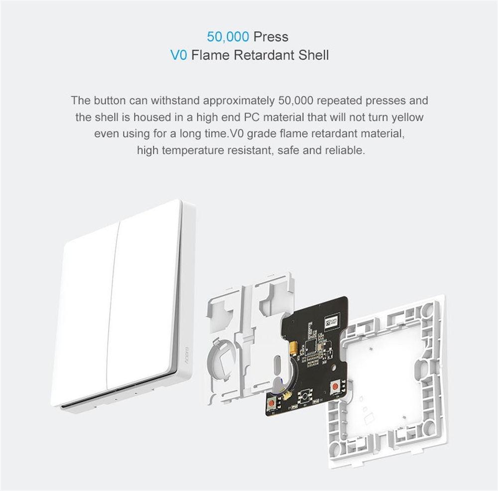 buy xiaomi aqara wireless smart control switch