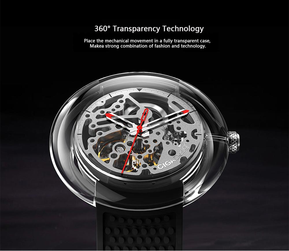 ciga design t series mechanical watch