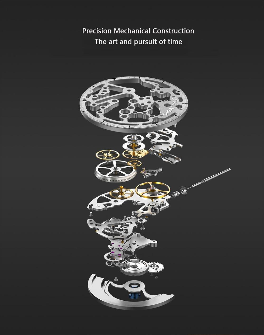new xiaomi ciga t series watch