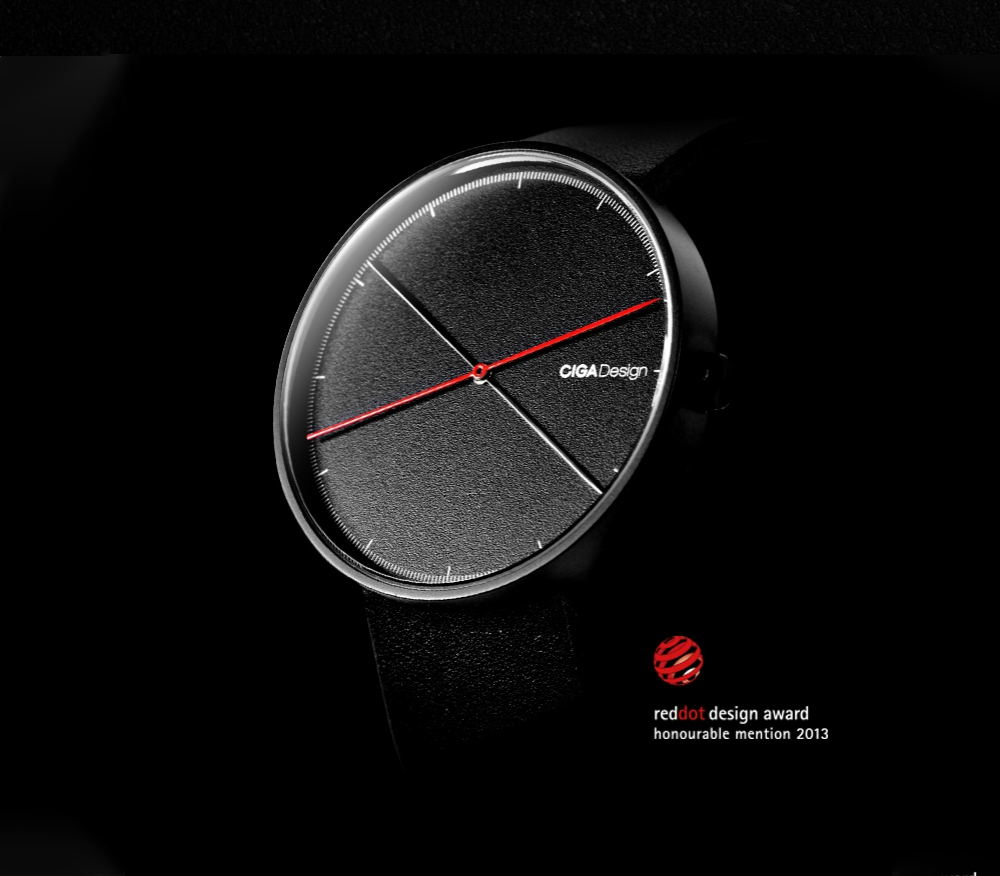new xiaomi ciga dual-needle quartz watch