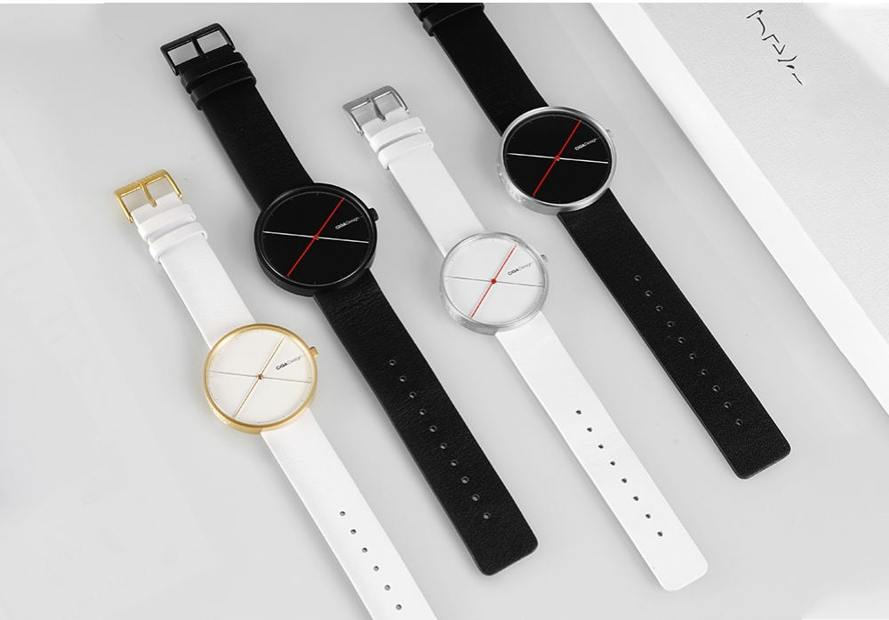 xiaomi ciga dual-needle quartz watch