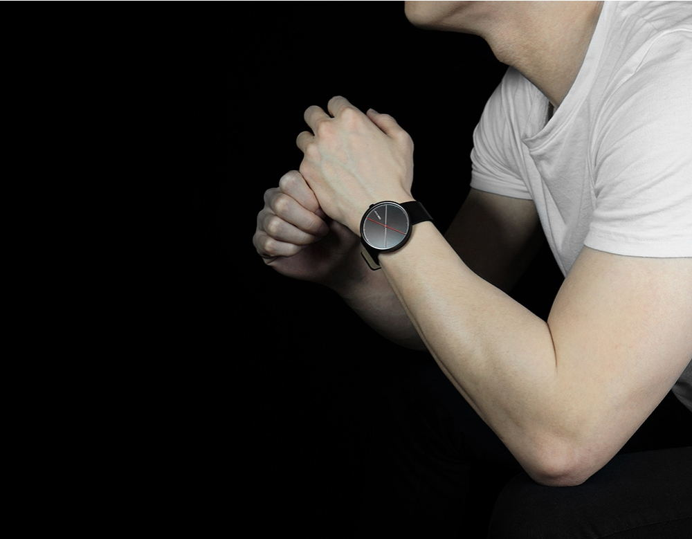 buy xiaomi ciga dual-needle quartz watch