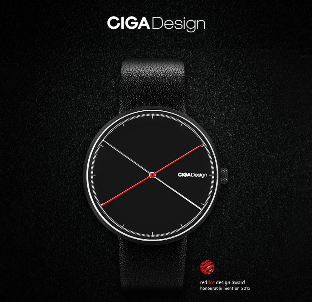 2019 xiaomi ciga dual-needle quartz watch