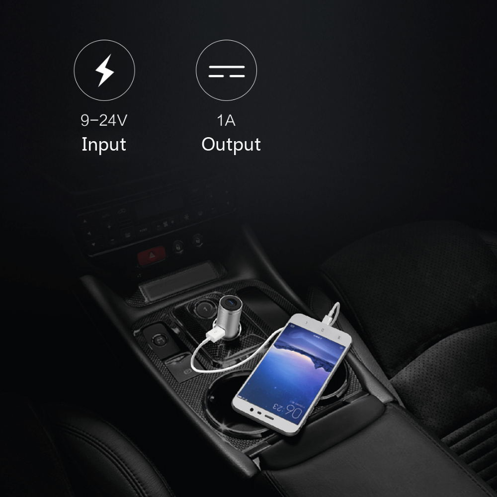 buy xiaomi coowoo bc200 earphone car charger