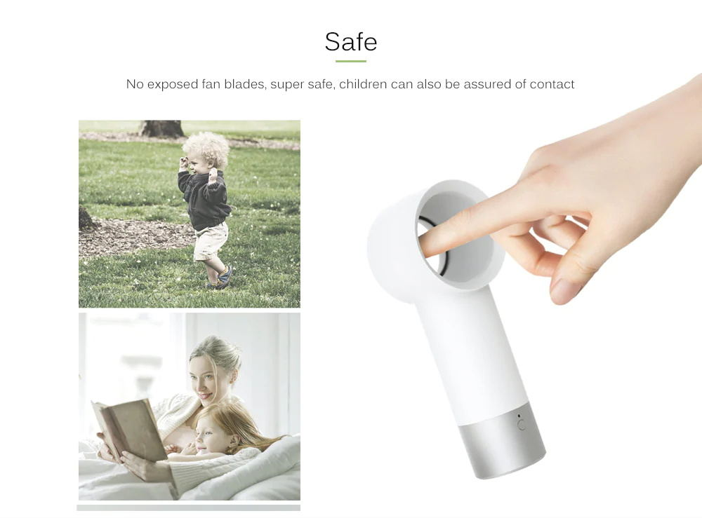 xiaomi happy life bladeless fan