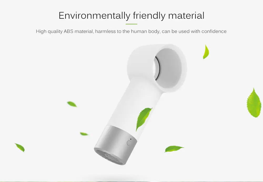 buy xiaomi happy life bladeless fan