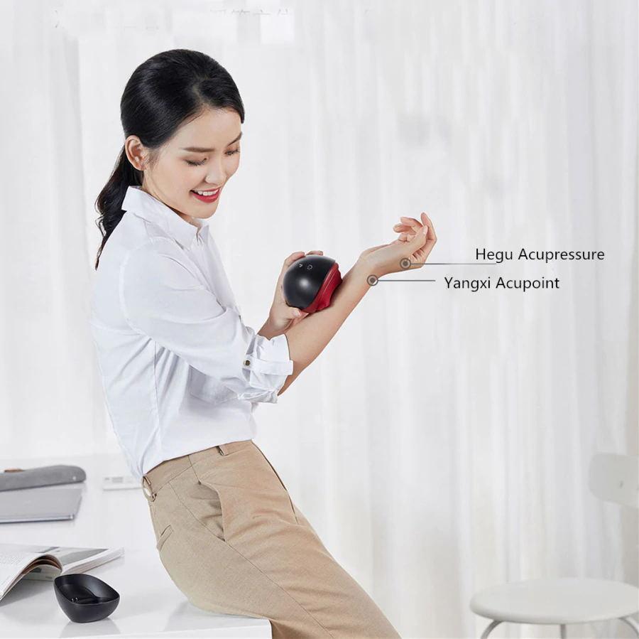 xiaomi leravan egg shape massager