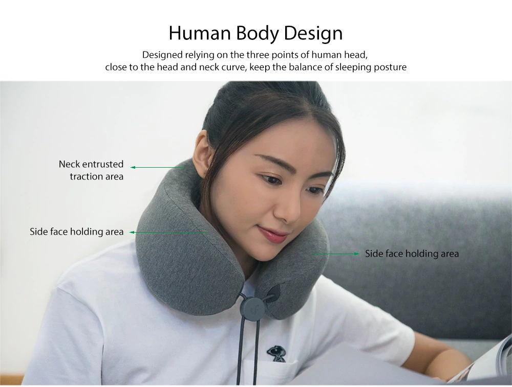 xiaomi leravan massage neck pillow online