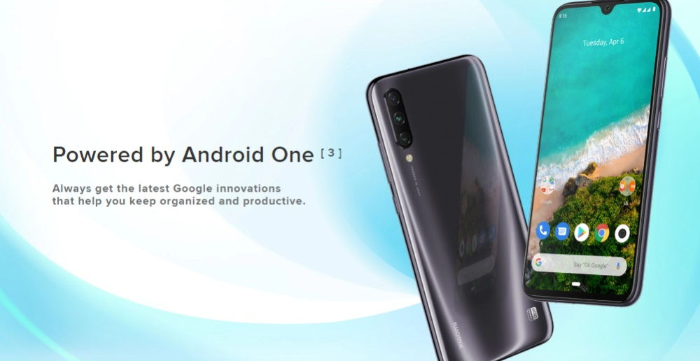 new xiaomi mi a3 smartphone 128gb