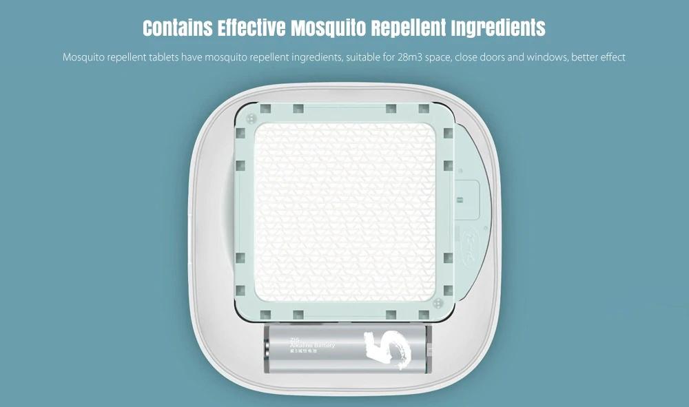 xiaomi mijia mosquito dispeller basic version