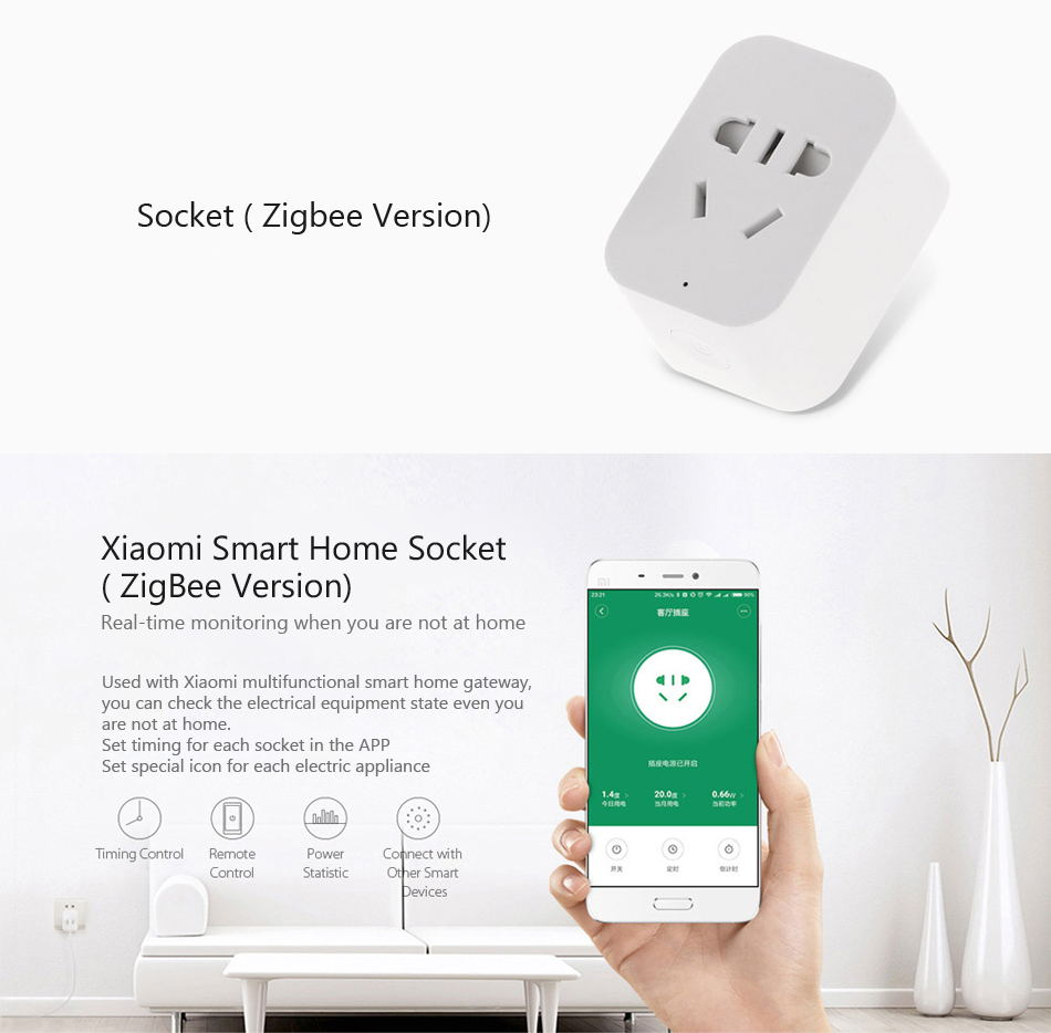 xiaomi mijia 5 in 1 smart home security kit for sale