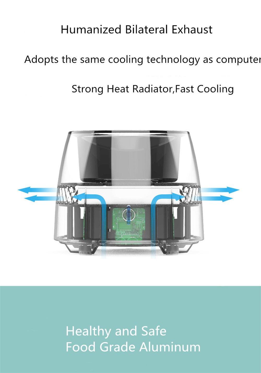 2019 xiaomi boling frozen drink cooler