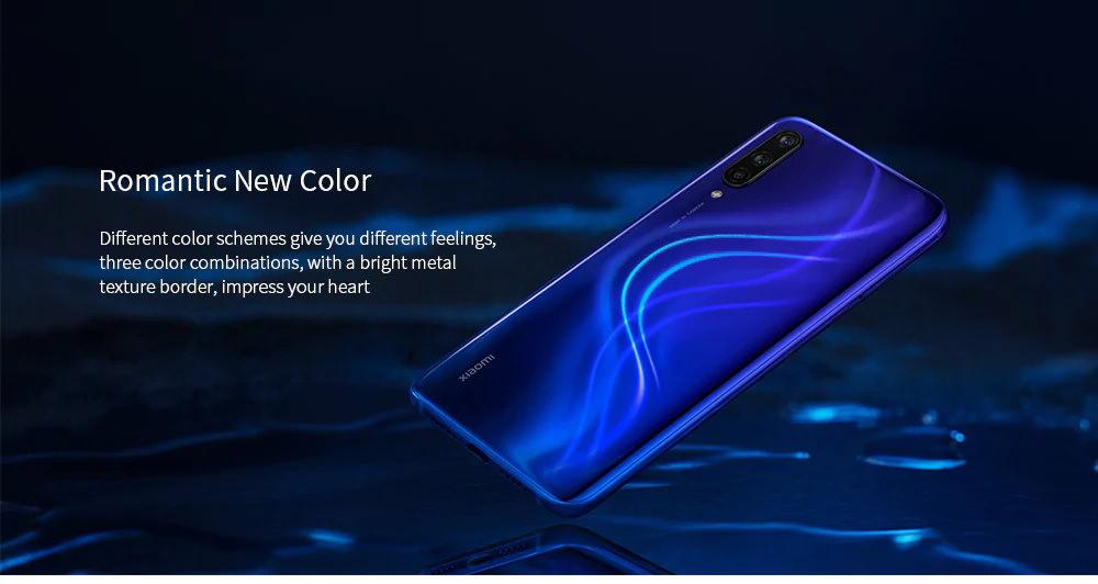 buy xiaomi mi cc9 smartphone 6gb/64gb
