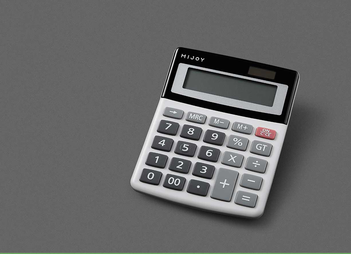 xiaomi mijoy calculator