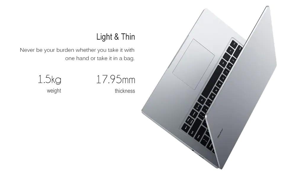 new xiaomi redmibook laptop 8gb 256gb