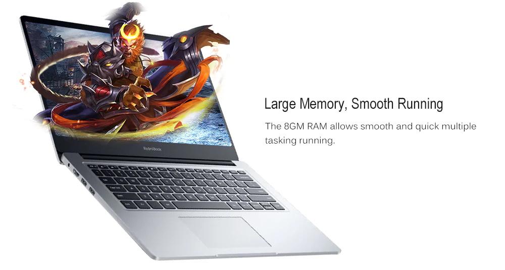 2019 xiaomi redmibook laptop 8gb 256gb