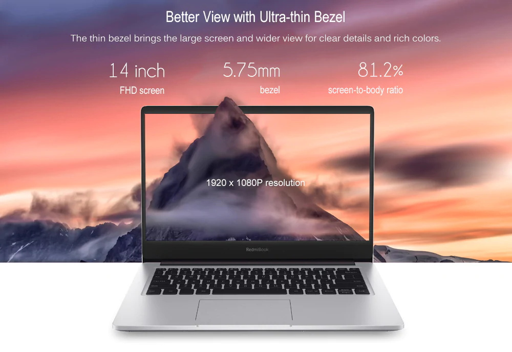 xiaomi redmibook laptop 8gb 256gb 2019 price