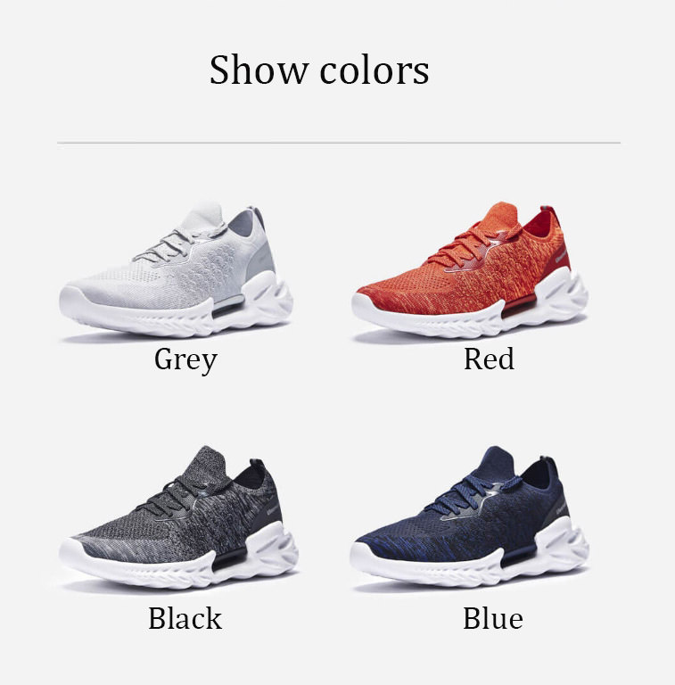 new xiaomi uleemark dragon scale patter running shoes