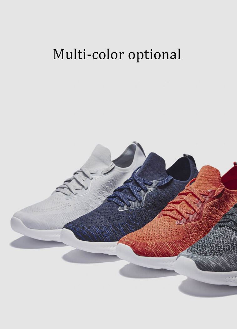 buy xiaomi uleemark dragon scale patter sports running shoes