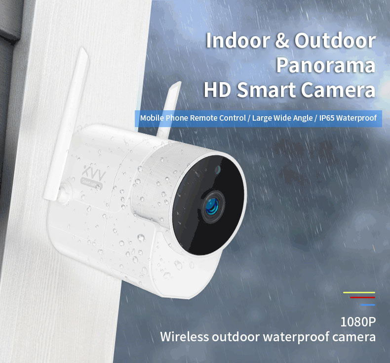 xiaovv xvv-1120s-b1 smart panoramic camera