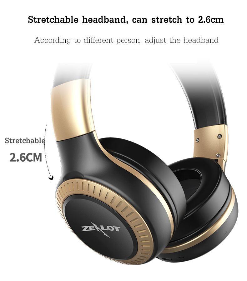 zealot b20 bluetooth headphone price