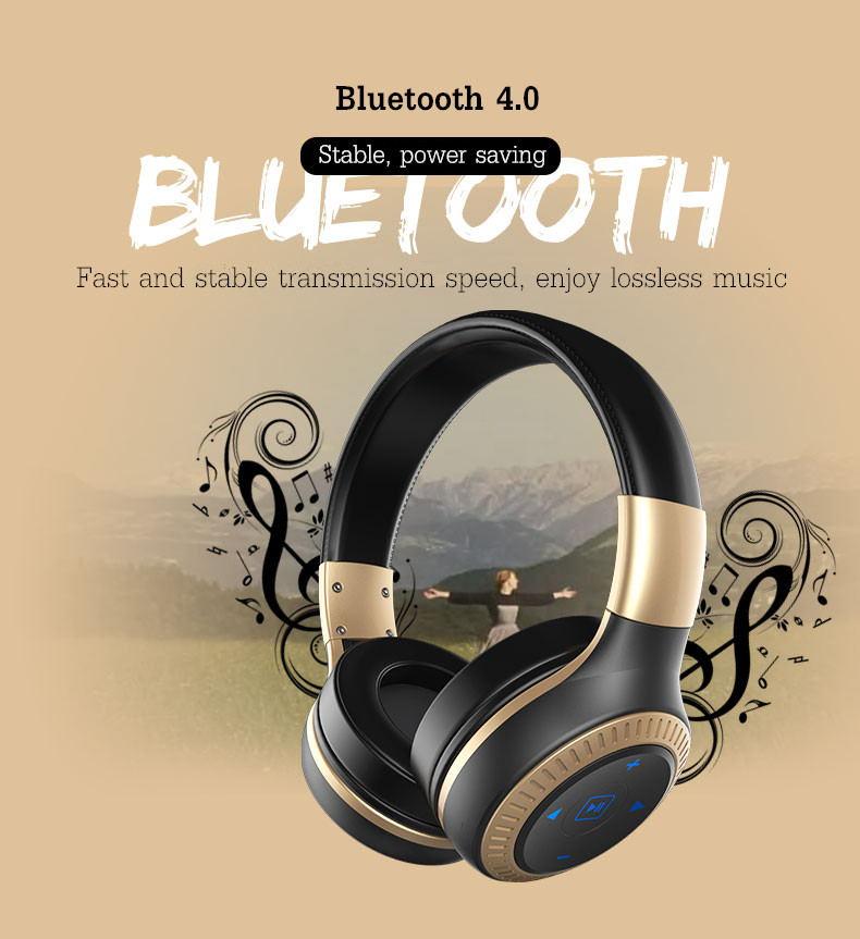 new zealot b20 bluetooth headphone