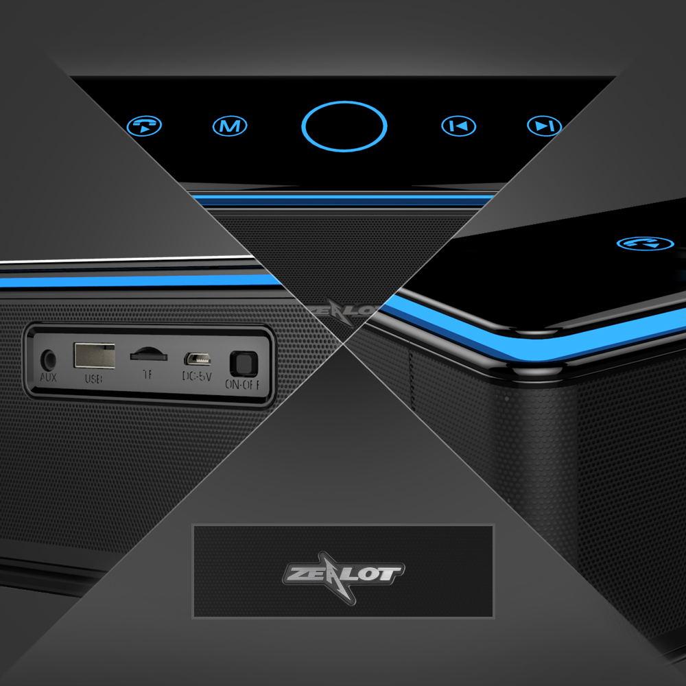 2019 zealot s7 bluetooth speaker online