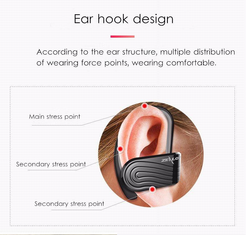 zealot h10 earphones