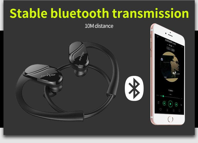 buy zealot h6 hifi earphones