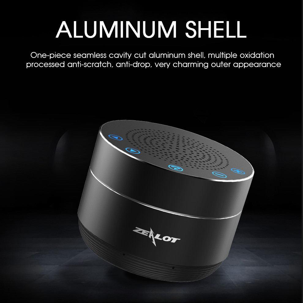 new zealot s19 mini speaker