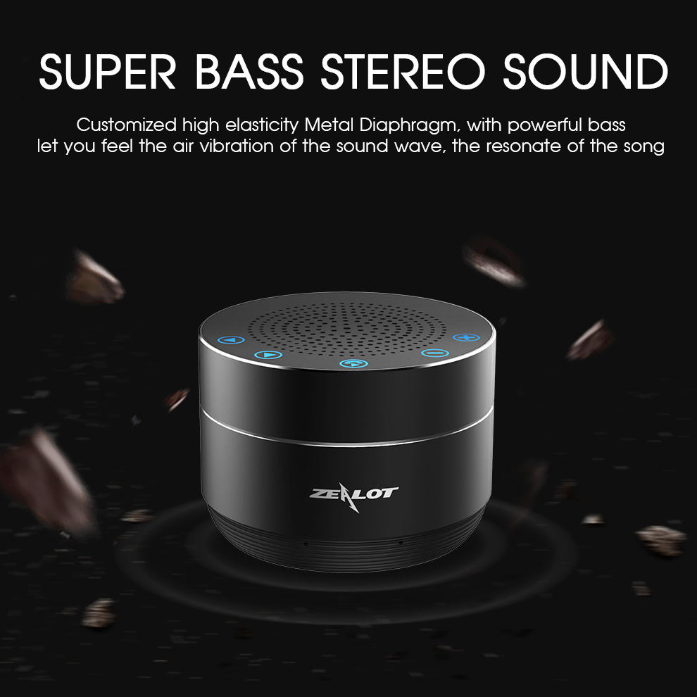 zealot s19 mini bluetooth speaker for sale