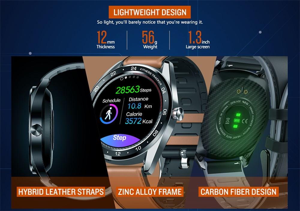 buy zeblaze neo bluetooth smartwatch