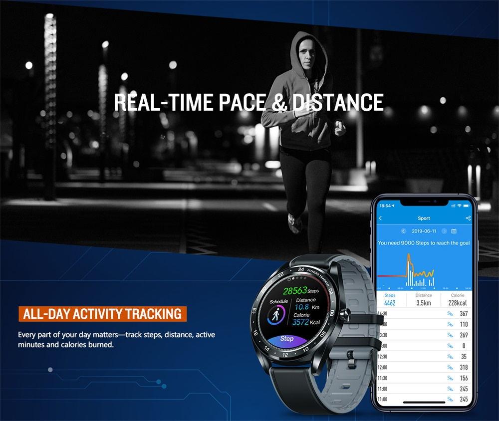 new zeblaze neo bluetooth smartwatch