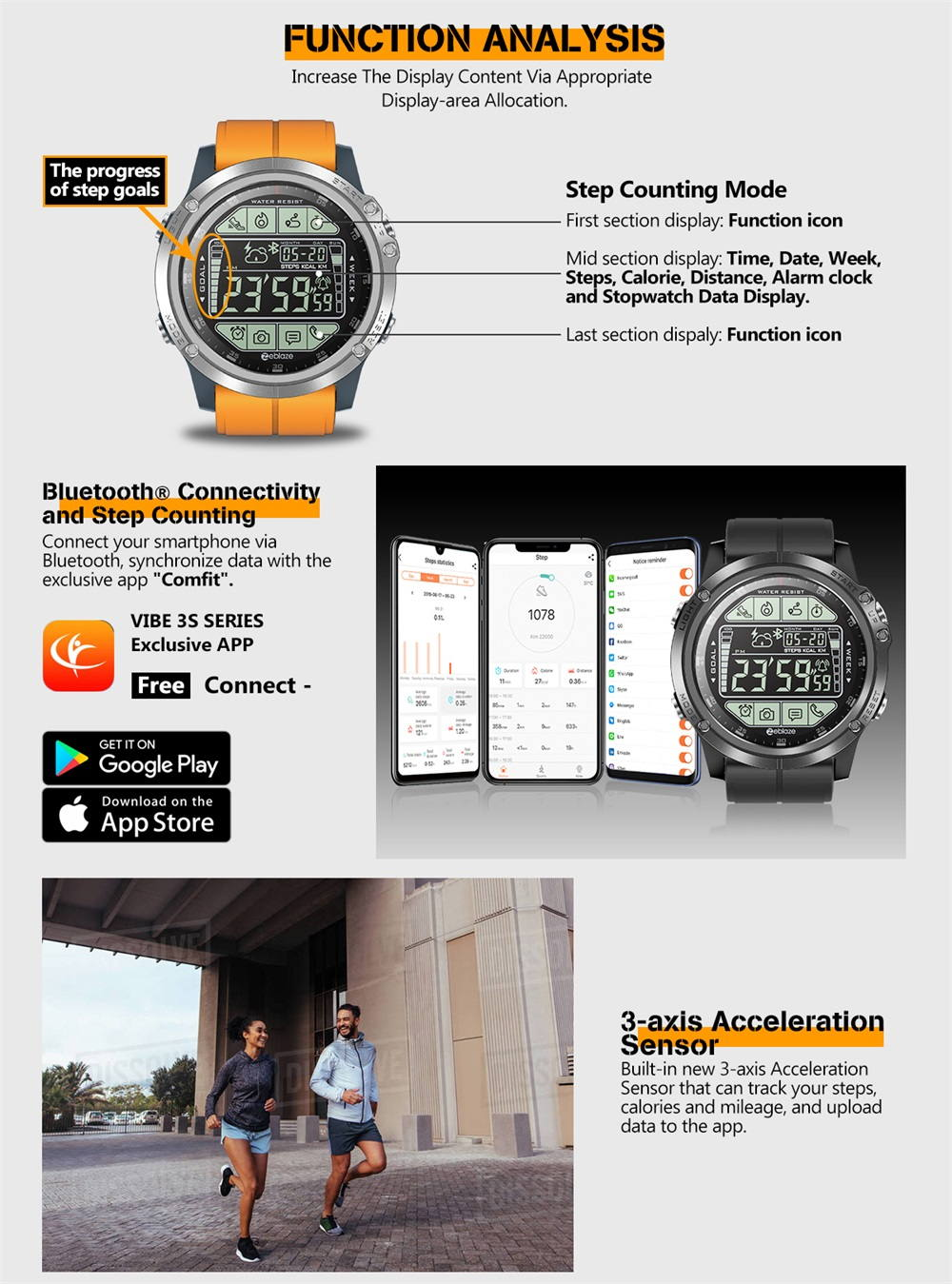 buy zeblaze vibe 3s smartwatch