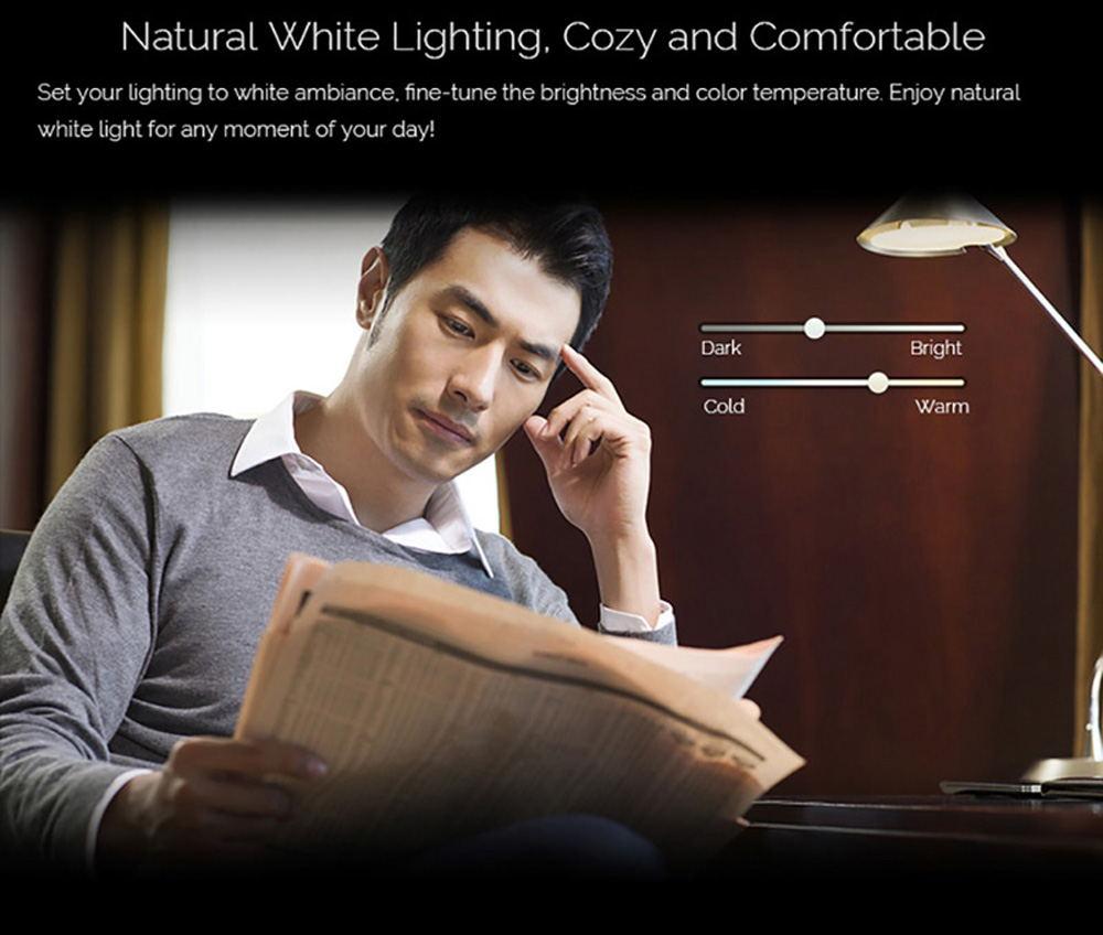 buy jiawen e27/e26 9w zigbee rgbw smart bulb