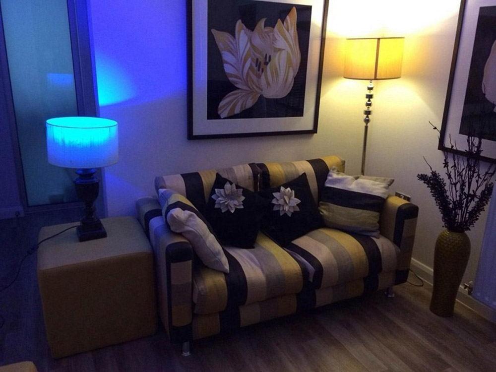 hotsale jiawen e27/e26 9w 750lm rgbw bulb
