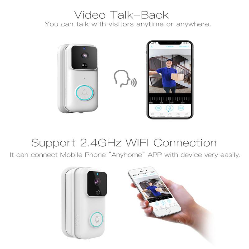 buy b60 smart wifi doorbell