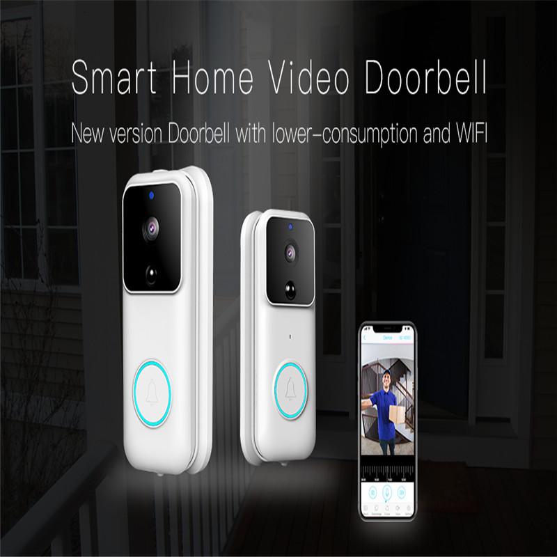 b60 smart wifi doorbell review