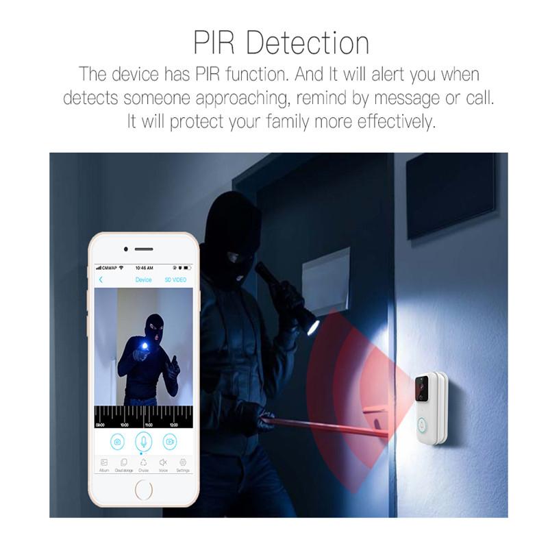 price b60 smart wifi doorbell