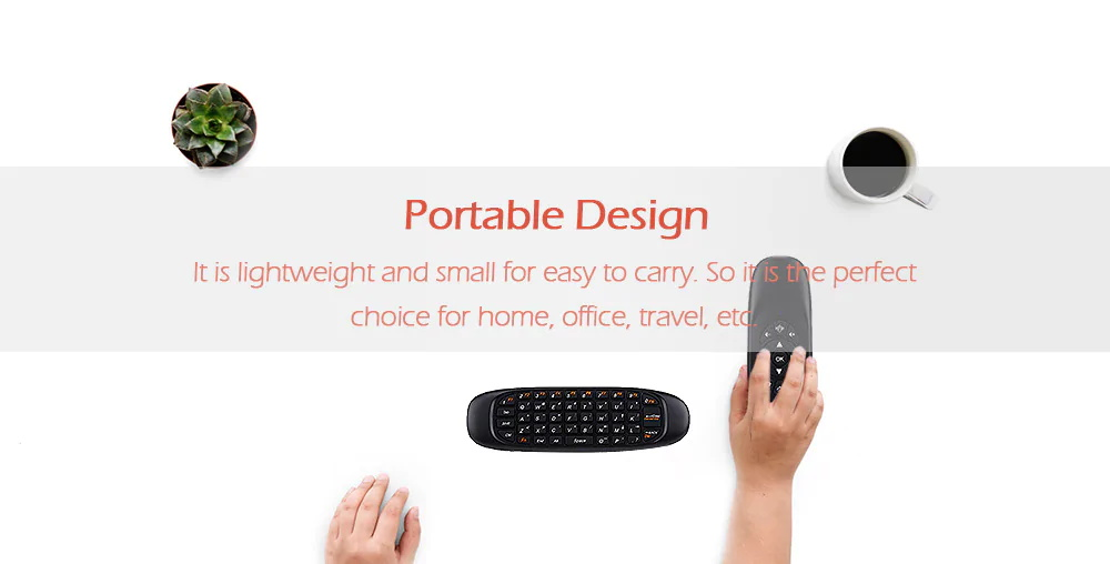 c120 all-in-one air mouse 2019
