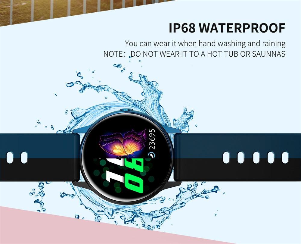 new dt88 smartwatch